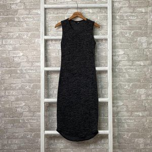 Wilfred Free Bruni Dress Gray Size Small